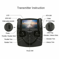 Hubsan X4 H901A FPV Remote Transmitter H501S-15 for Drone H501S H502S H501A, USA