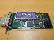 AudioScience ASI4335 Broadcast Multichannel Balanced Audio Sound Card ASI4335