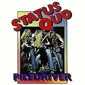 Status Quo - Piledriver (2005)cd freepost in very good condition