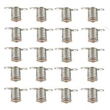 20 x E10 Fassung Brückenfassung Lötfahnen Lampen Klein-Fassung