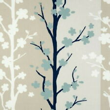 Studio G - Blomma - Mineral - Large Fabric Remnant - Price Per Metre