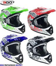 Boys' & Girls' Graphic Off Road Helmets