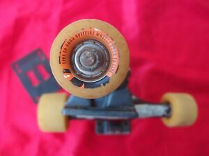 Spitfire wheels on USA Independant Truck Co trucks - Used Wheels and Trucks