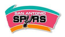 San Antonio Spurs Precision Cut Decal / Sticker