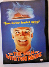 The Man With Two Brains on dvd STEVE MARTIN