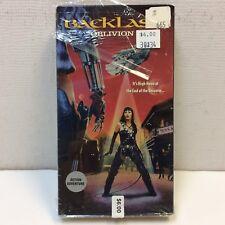 Backlash: Oblivion 2 (VHS, 1996) HTF‼ Full Moon Entertainment • FREE S/H‼ VGUC‼