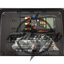 1pcs Testo 550-2 Digital Manifold Gauge Helps Refrigerant New Service 0563 5506