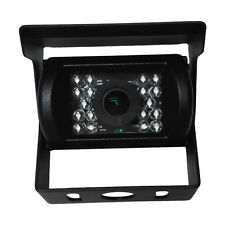 960P AHD Security Vehicle Car Camera Inside/Outside Bus DVR Video Monitor Black
