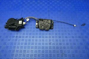 2010 - 2013 BMW 550I GT OEM F07 REAR TRUNK LID TAIL GATE LOCK LATCH ACTUATOR