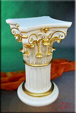 Säule Blumensäule Dekosäule Antik Griechische Säulen Podest Kunstharz