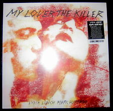 LYDIA LUNCH & MARC HURTADO My Lover The Killer - 2LP / Vinyl - Limited RSD