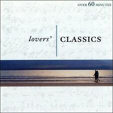 LOVER'S CLASSICS CD, Mar-2000, St. Clair Great Classical Romantic songs LIKE NEW