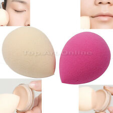 2pcs Nouveau éponge Sponge Fond De Teint Pr Femme Maquillage Cosmétique wh2n