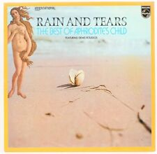 RAIN AND TEARS - THE BEST OF APHRODITE'S CHILD  APHRODITE'S CHILD Vinyl Record