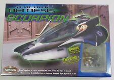 Polar Lights Star Trek Nemesis Scorpion Snap Kit