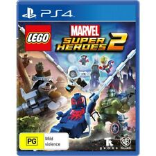 LEGO Marvel Super Heroes 2 Playstation PS4 Game