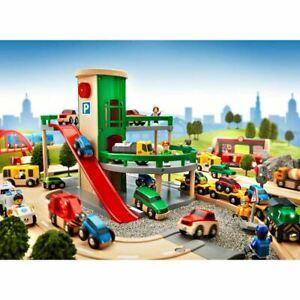 BRIO Parking Garage - 7 pieces