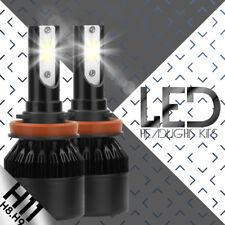 NEW 2x H8 H9 H11 H16 10000K Deep Blue 100W LED CREE Headlight Bulb Kit Fog Light