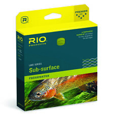 Rio Sub Surface CamoLux Fly Line Clear Camo - ALL SIZES - FREE FAST SHIPPING