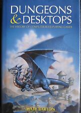 Dungeons and Desktops: The History of Computer Role-playing Games by Matt Barton