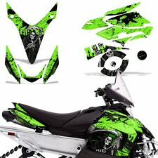 Yamaha Phazer Decal Graphic Kit Sled Snowmobile Parts Wrap RTX GT 07-16 REAP GRN