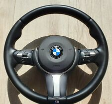 BMW F10 F11 F07 F01 F02 F06 F12 F13 M Sport Lenkrad STEERING WHEEL