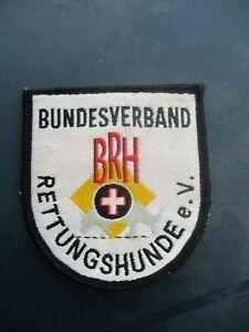 Sticker Rettungshundeverband, Rettungsdienst, Rotes Kreuz, Sanitäter,