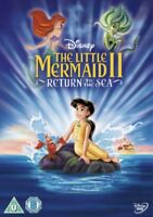Nuevo The Little Mermaid 2 - Volver a The Sea DVD