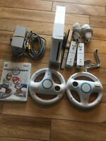 wii console mario kart bundle 2 Wheels Tested