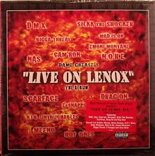 Dame Grease's Live on Lenox Avenue: The Album ( 2LP ) 2000 NEW