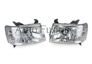 Headlights Pair For Ford Ranger PJ (2006-2009)