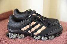 Men's Adidas Bounce Running Shoes Size 8.5 Black and Gold