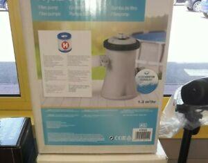 Intex pompa filtro piscina piscine easy frame 1250 l/h 28602 a cartuccia