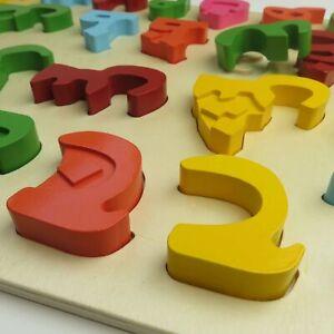 ThinkerNation - 3D Arabic Alphabet Puzzle