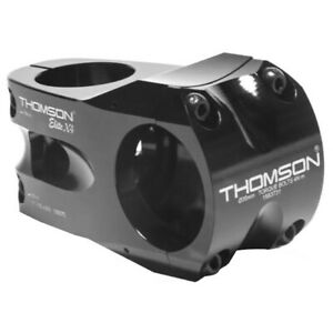 """Thomson Elite X4 DH 50 x 35mm 0° 1-1/8"""" MTB Stem Black"""