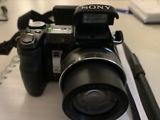 Sony dsc-h9 8.1mp Digital Camera-Tested And Working