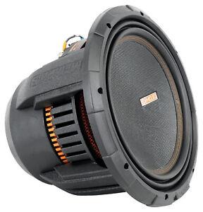 "Memphis Audio MOJO 1212 12"" 3000 Watt Competition Car Subwoofer Sub MOJO1212"