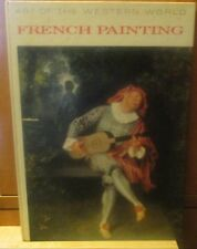 Vintage Art of the Western World French Painting 1964 Paul Hamlyn