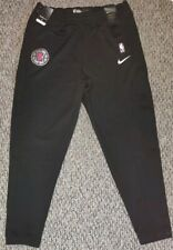 New Nike Dri-Fit NBA LA Clippers Therma Flex Showtime Tear Away Pants 3XLT XXXLT