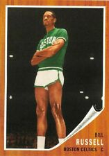2007-08 Topps Bill Russell The Missing Years #BR62 Bill Russellp2s-7370