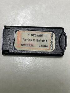Garmin BlueChart Florida to Bahamas MUS503L Data Card Marine Chart-010-C0057-00