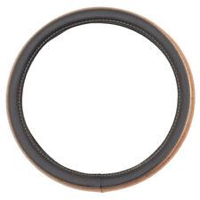 Bling Shiny Glitter Metallic Steering Wheel Cover Comfortable Leather
