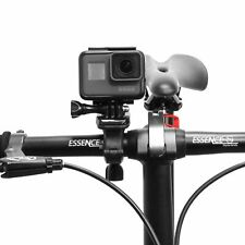360° Rotate Bicycle Handlebar Seatpost Pole Mount  For Gopro Hero Action Camera