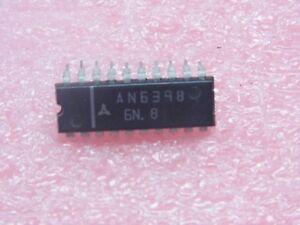 Ci Year 6398 ~ Ic AN6398 ~ VTR Secam Color Killer Circuit ~ DIP20 (PLA040)