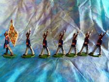 Soldats de plomb allemandsou autrichiens au défilé - Guerre 1914-1918 - Lot 10