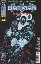 Batman Special #2 Underworld-Hölle auf Erden 100 Seiten Januar 1998
