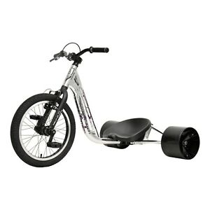 B-Ware TRIAD Countermeasure 3 Electro Chrome Drifttrike Dreirad Kinder Kids