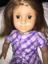 American Girl Just Like You #28 Doll: Medium Skin, Brown Hair, Brown Eyes