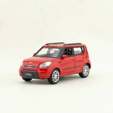 KIA Soul 1:36 Model Car Diecast Vehicle Toy Kids Gift Collection Pull Back Red