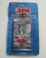 Yu-Gi-Oh! Cybernetic Revolution CRV Blister Booster (Sealed)